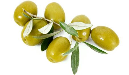Aceituna de variedad Hojiblanca. Fuente: Provedo.
