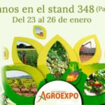 CBH estará presente en Agroexpo 2019